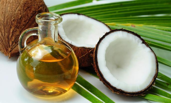 natural immune boost honey lemon coconut oil