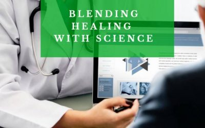 Blending healing with Science