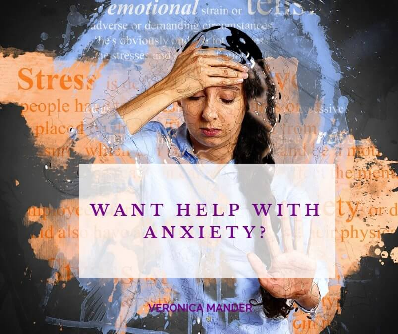 Want help with Anxiety?
